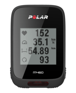 Polar M460 GPS velodators