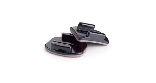 GoPro curved+flat adhesive mounts