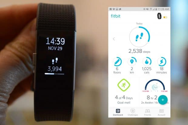 Fitbit Charge 2 apskats | pulsometrs.lv