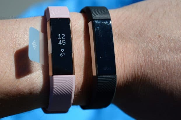 Fitbit Alta HR | pulsometrs.lv