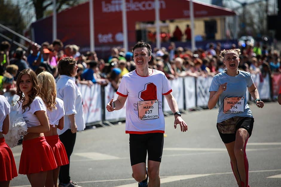 lattelecom rīgas maratons | pulsometrs.lv