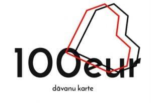 100eur dāvanu kartes loterija