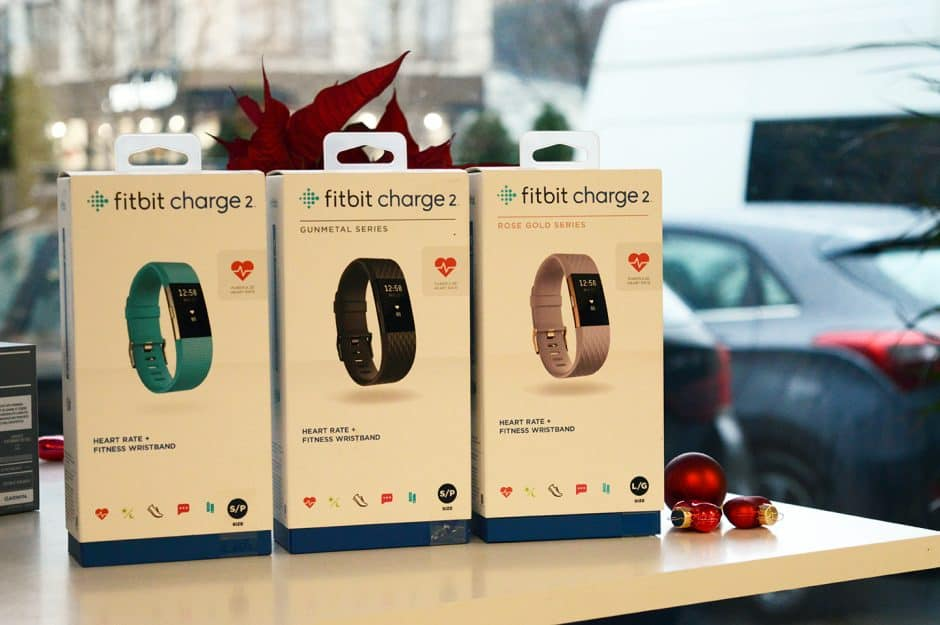 Fitbit Charge 2 | pulsometrs.lv