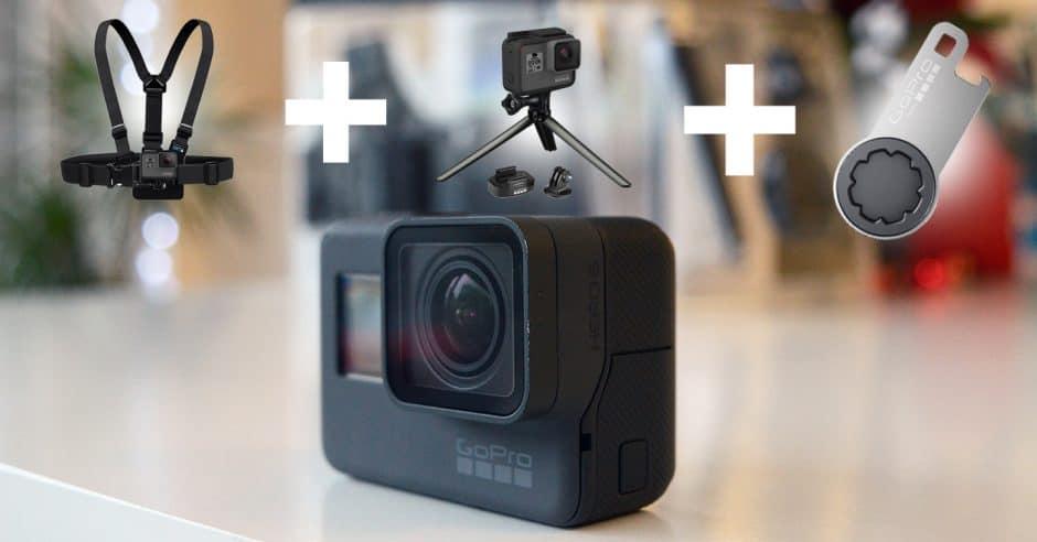 GoPro Hero6 Black | pulsometrs.lv