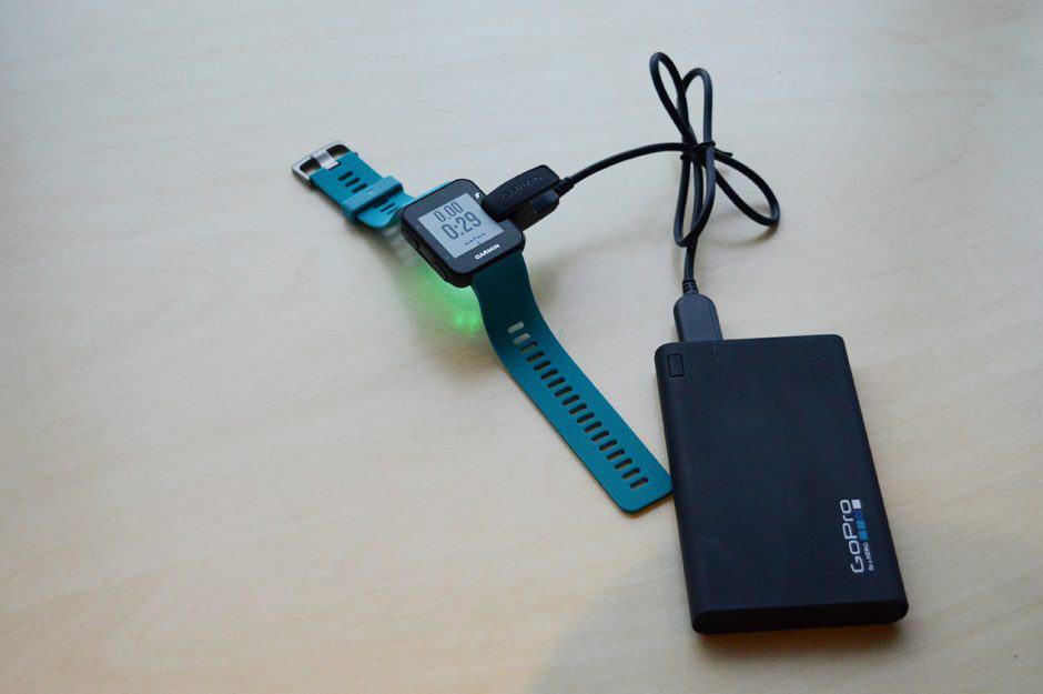 Garmin Forerunner 30 baterija | pulsoometrs.lv