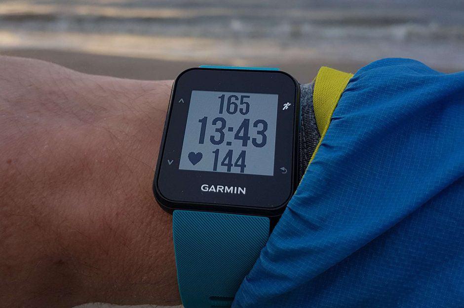 Garmin Foreunner 30 | pulsometrs.lv