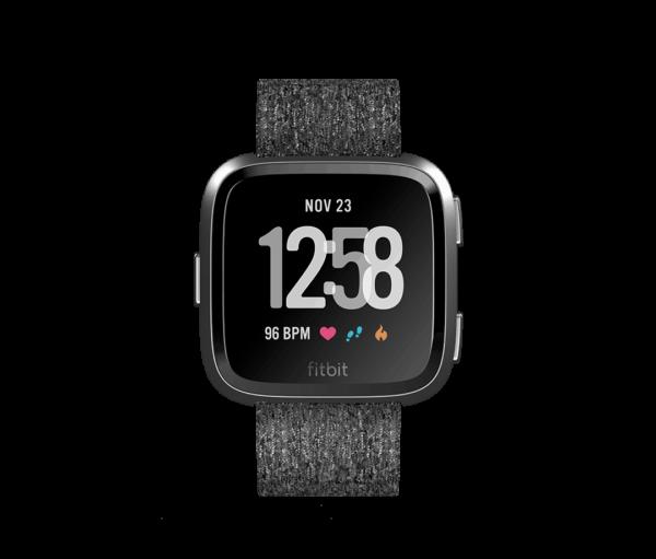 Fitbit Versa | pulsometrs.lv