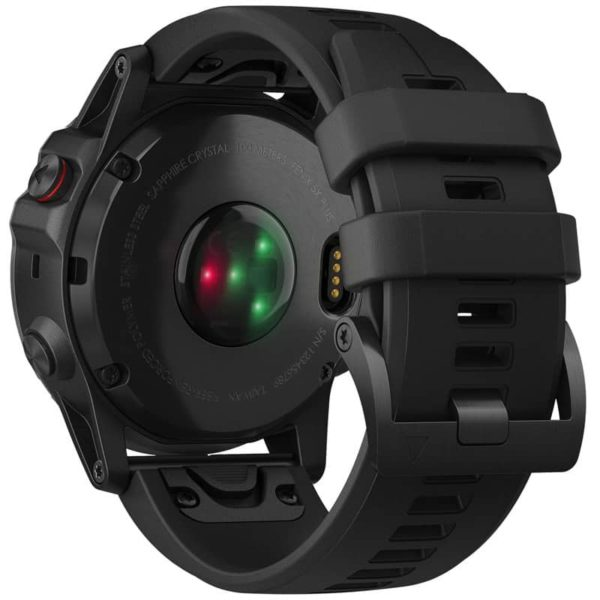 Fēnix 5X Plus | pulsometrs.lv