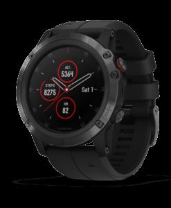 Garmin Fēnix 5X Plus | pulsometrs.lv