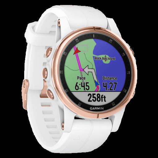 Garmin Fēnix 5S Plus | pulsometrs.lv