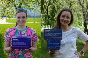 Ko par Orthomol vitamīniem saka Anita Siliņa un Ilona Marhele?