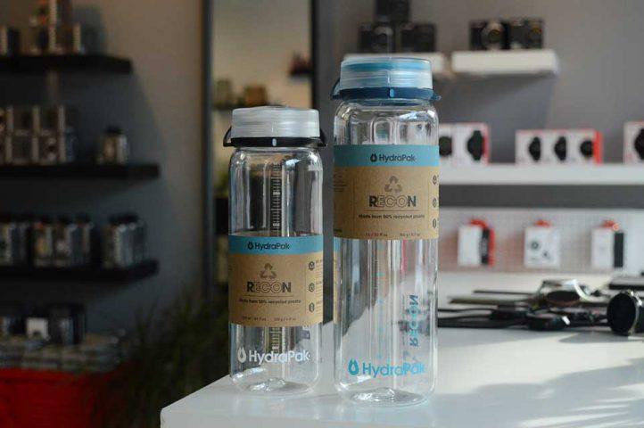 hydrapak ūdens pudeles